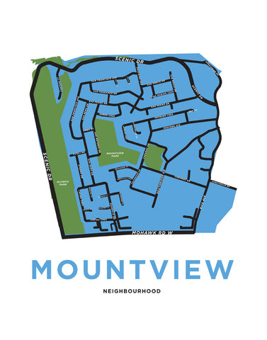 Mountview Neighbourhood - Preview