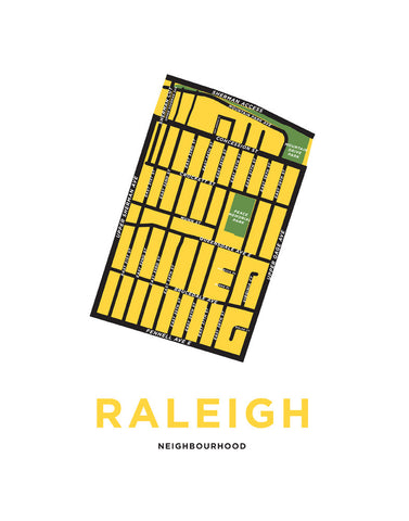 Raleigh Neighbourhood - Preview