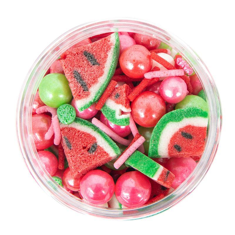 SPRINKS Sprinkle Mix WATERMELON SUGAR 500g