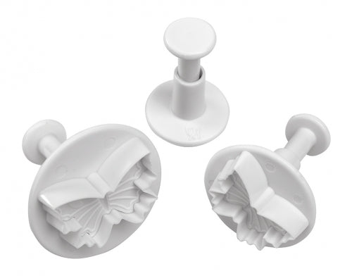 Mondo Butterfly Plunger Cutter Set 3pc