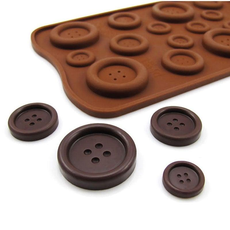 Chocolate Mould BUTTONS