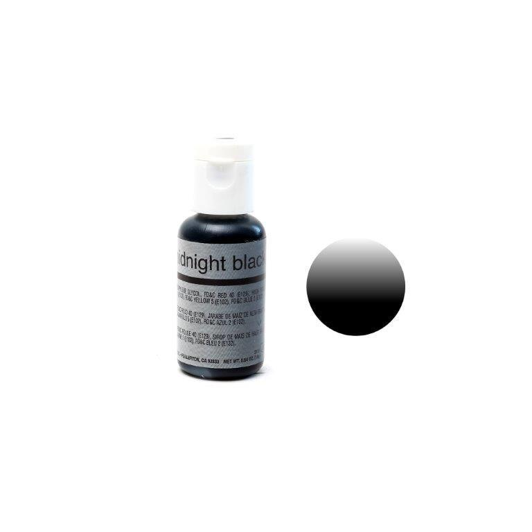 Chefmaster MIDNIGHT BLACK Airbrush 18ml