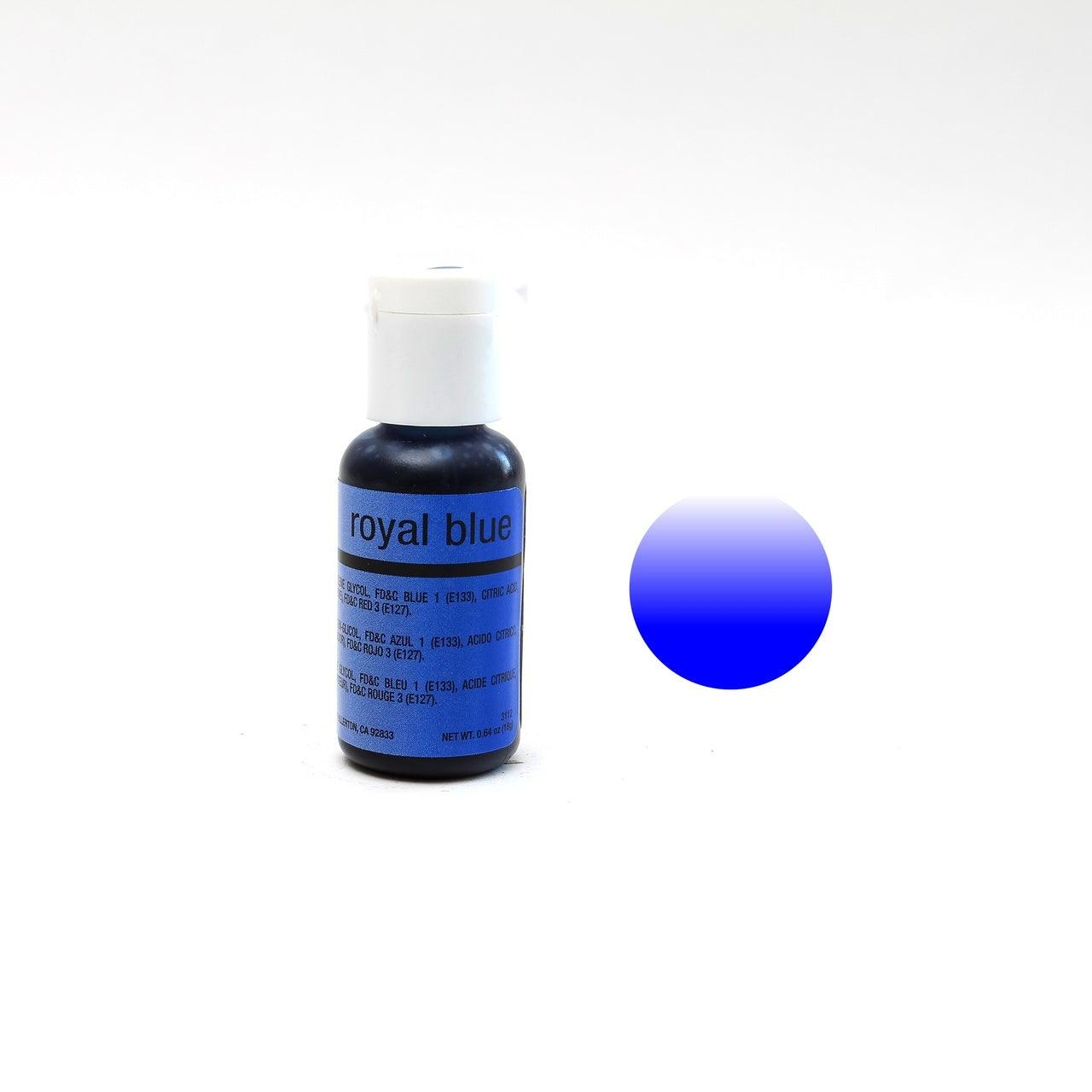 Chefmaster ROYAL BLUE Airbrush 18ml
