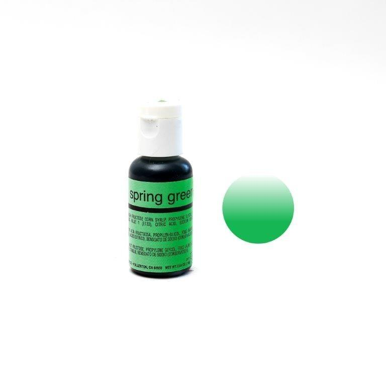 Chefmaster SPRING GREEN Airbrush 18ml