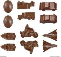 BOYS THEME Chocolate Mould