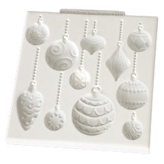 Katy Sue Mould CHRISTMAS BAUBLES