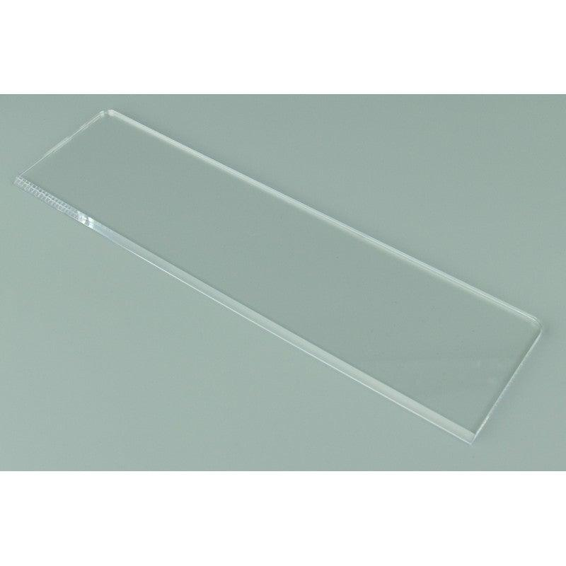CLEAR GANACHE SCRAPER-12in