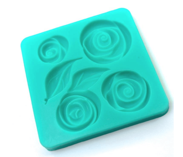 Silicone Mould ROSE CONTEMPORARY