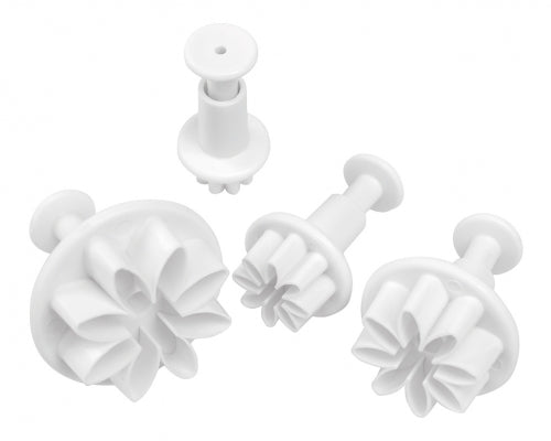 Mondo Daisy Flower Plunger Cutter Set 4pc