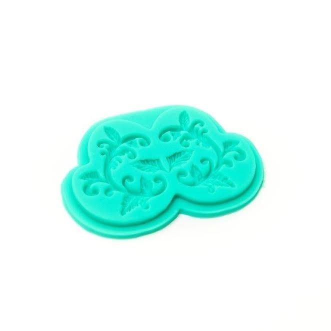 Silicone Mould DECORATIVE LEAF