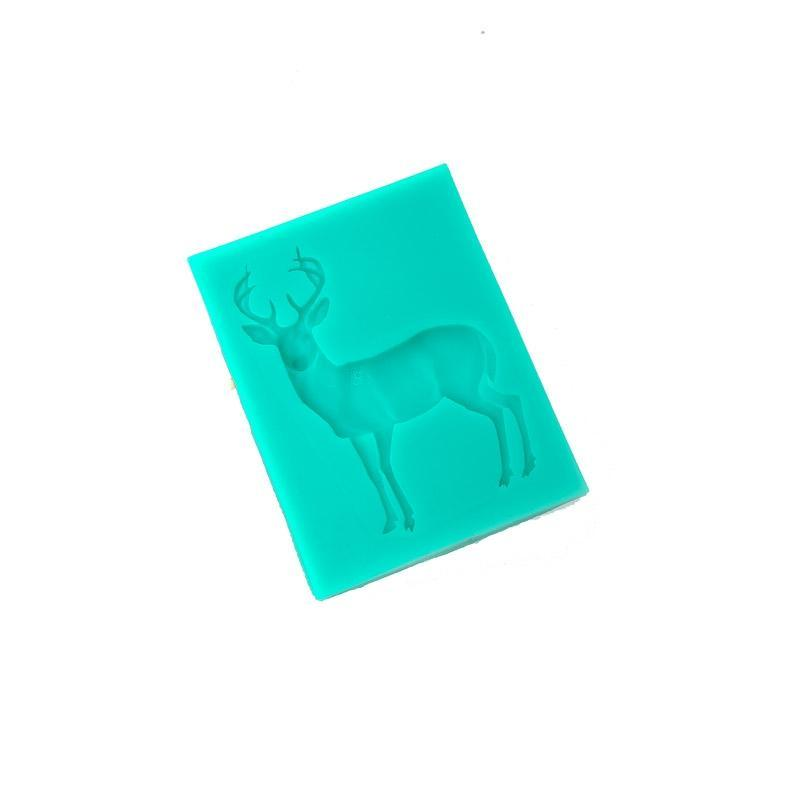 Silicone Mould DEER