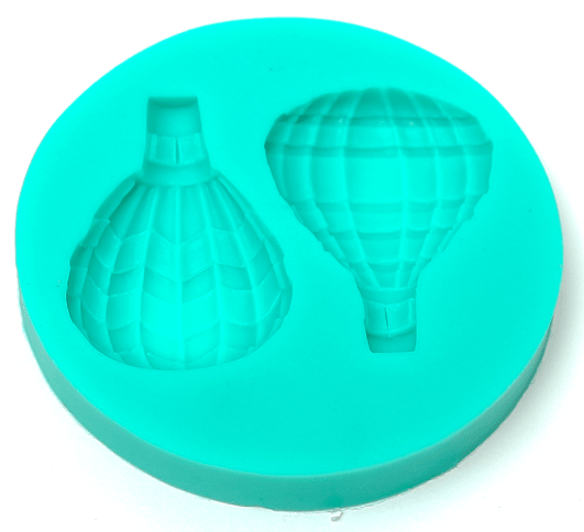 Silicone Mould HOT AIR BALLOON DUAL