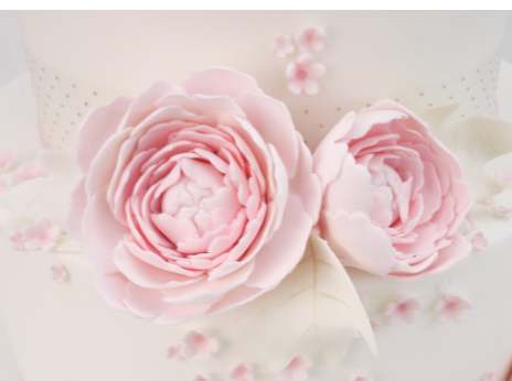 FMM EASIEST PEONY WITH LEAF cutter set