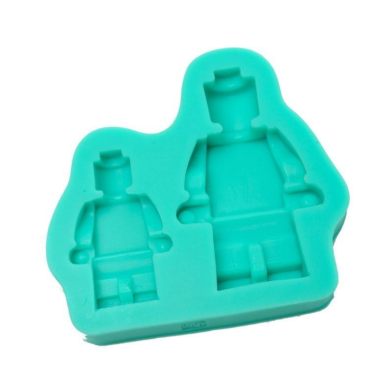 Silicone Mould LEGO MEN