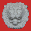 Lion Head Mould