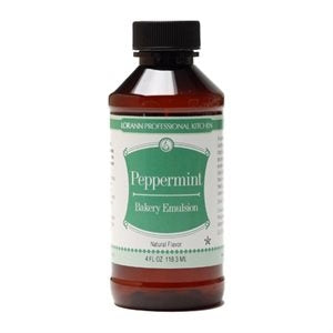 Lorann PEPPERMINT Flavour Emulsion 118ml