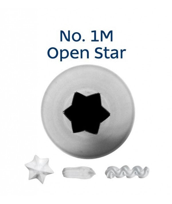 Loyal Piping Tip 1M STAR