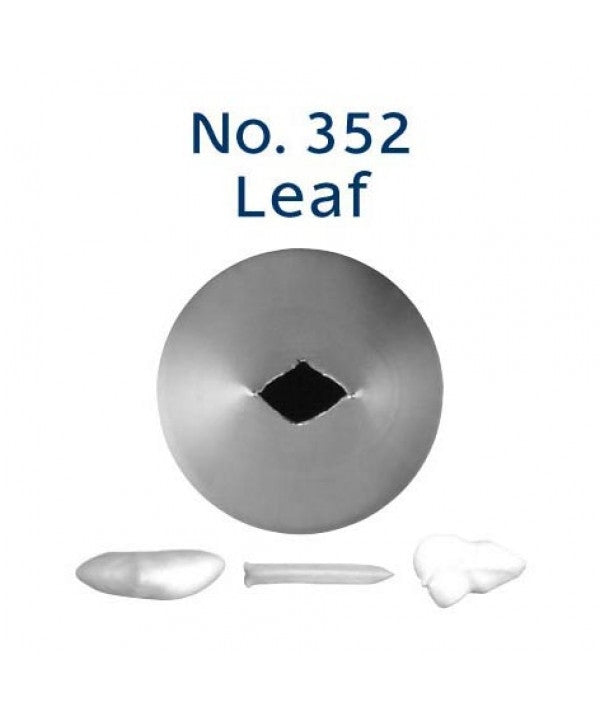 Loyal Piping Tip 352 LEAF
