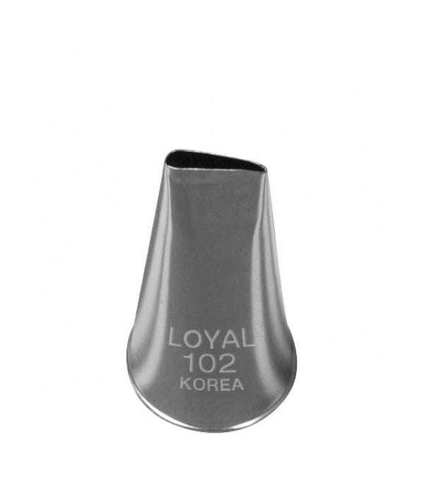 Loyal Piping Tip 102 PETAL