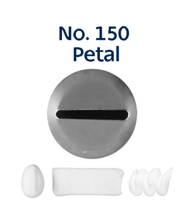 Loyal Piping Tip 150 PETAL