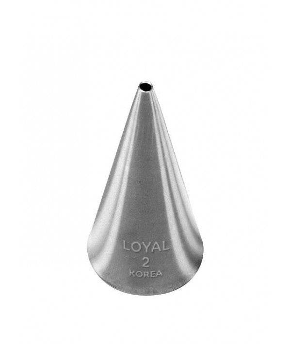 Loyal Piping Tip 2 ROUND TIP