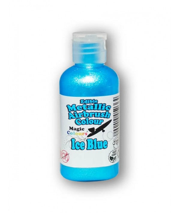 Magic Airbrush Colour METALLIC ICE BLUE