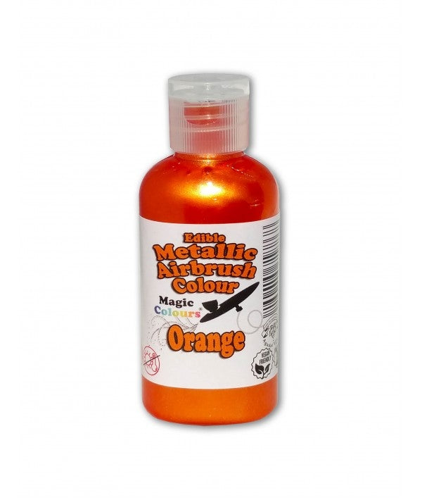 Magic Airbrush Colour METALLIC ORANGE