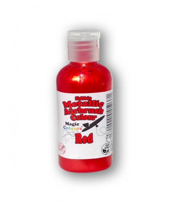 Magic Airbrush Colour METALLIC RED