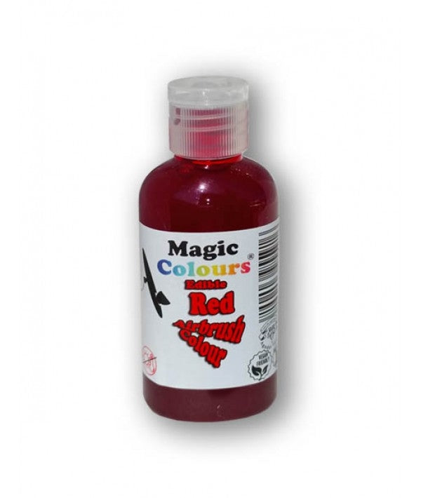 Magic Airbrush Colour RED