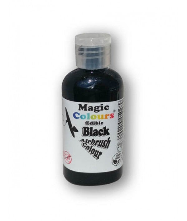 Magic Airbrush Colour BLACK