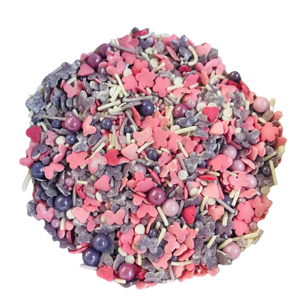 MAUVE MADNESS 100g Sprinkle Mix