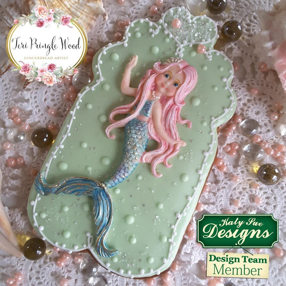 Katy Sue MERMAID Mould