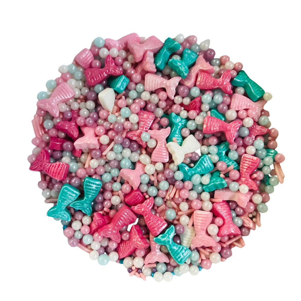 MERMAID MAGIC 100g Sprinkle Mix