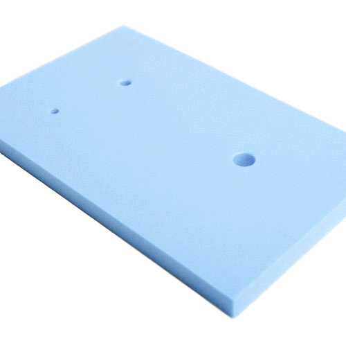 Modelling Pads with Holes