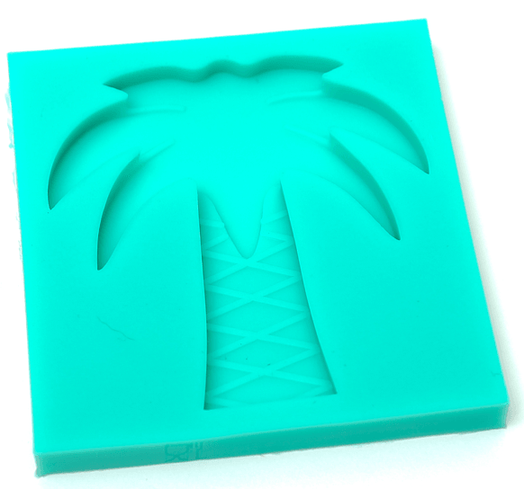 Silicone Mould PALM TREE