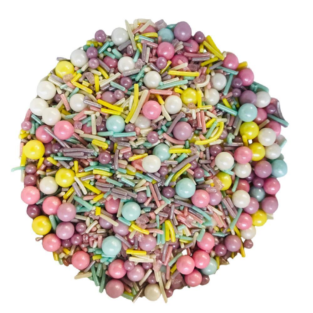 PRETTY PASTELS 100g Sprinkle Mix
