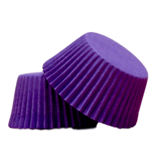 PURPLE Cupcake Papers 50pk