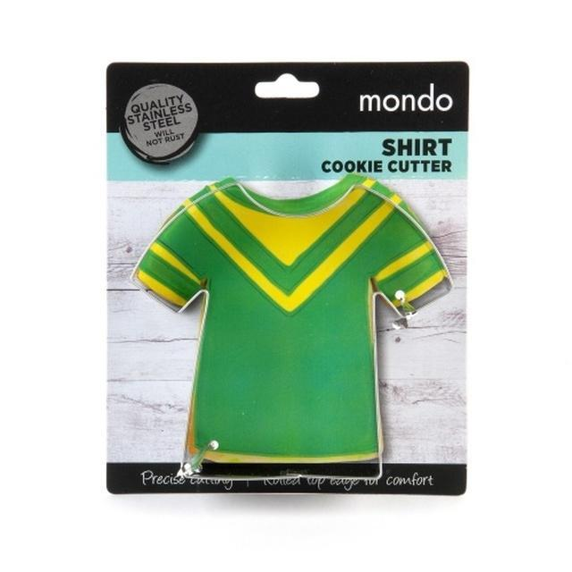SHIRT Mondo Cookie Cutter