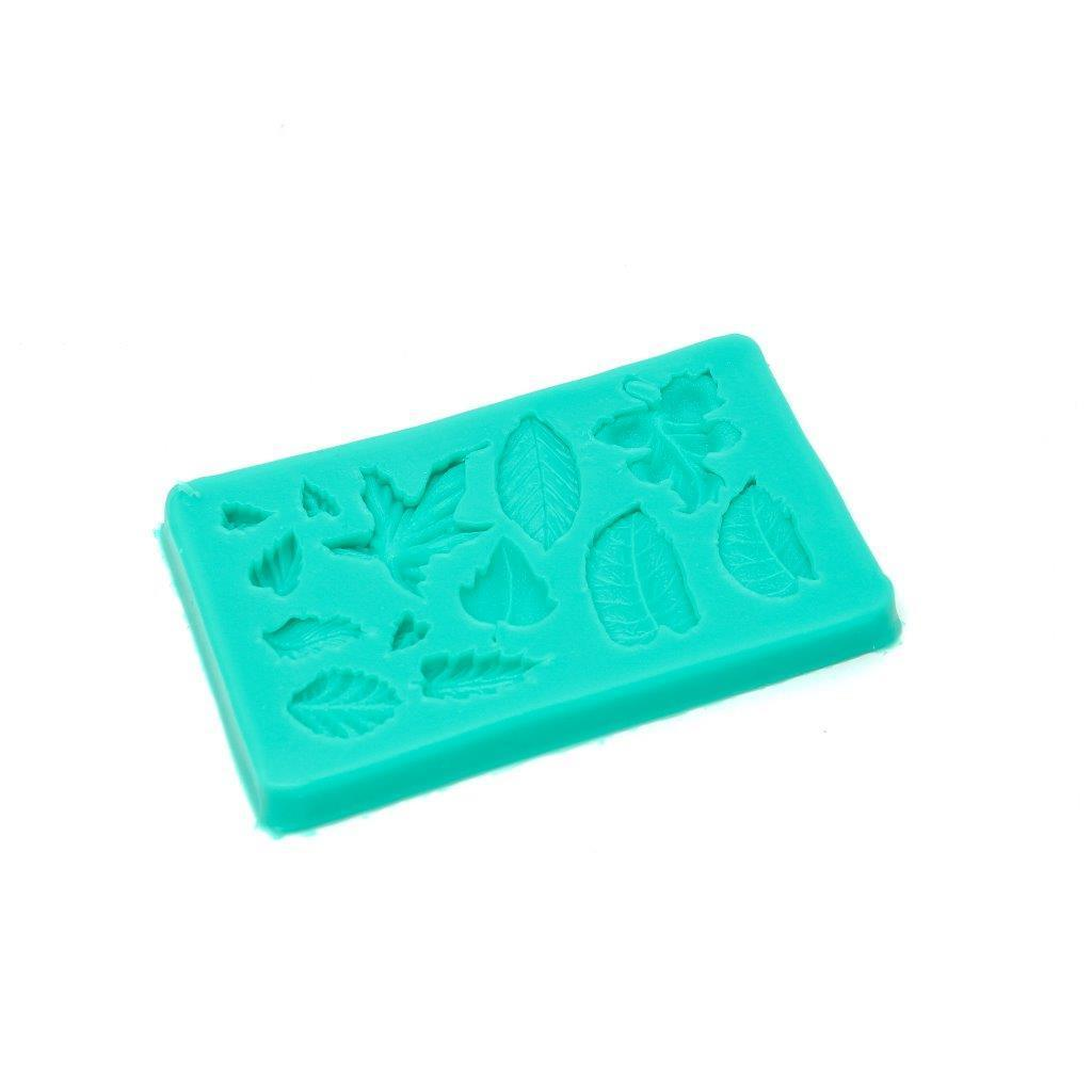 Silicone Mould SMALL LEAVES
