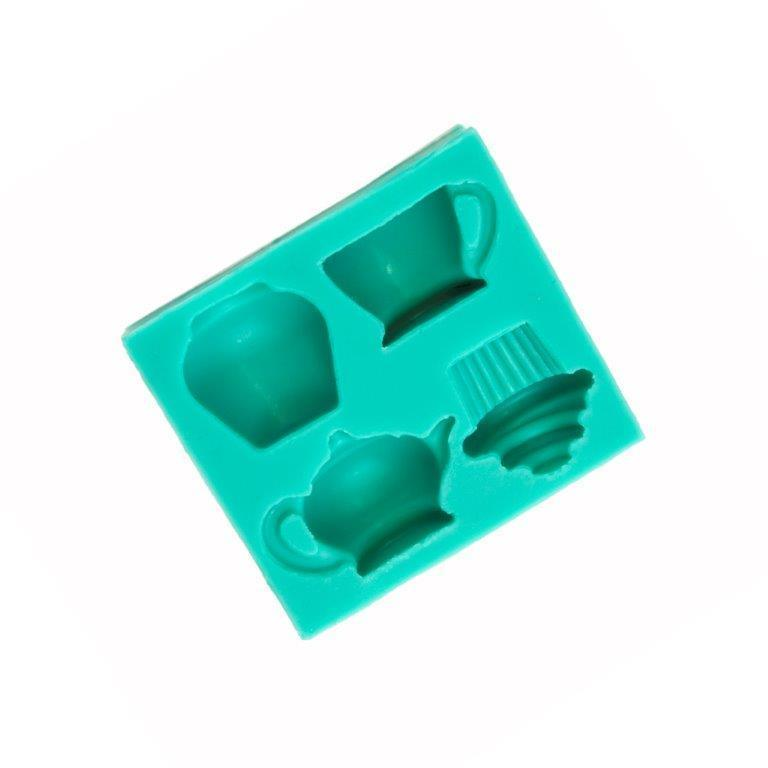 Silicone Mould HIGH TEA