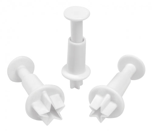 Mondo Star Plunger Cutter Set 3pc
