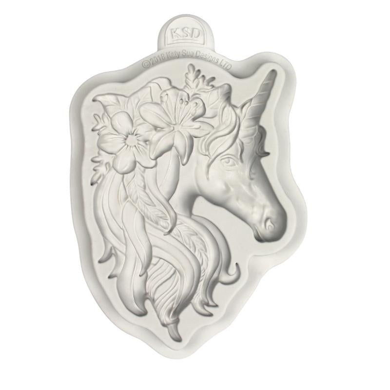 Katy Sue UNICORN Mould