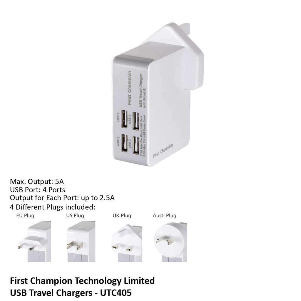 First Champion Usb Smart Ic Travel Charger Kis Store Mobile Phone Circuit Diagram