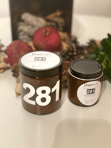 281 UNCONDITIONAL LOVE SOY CANDLE