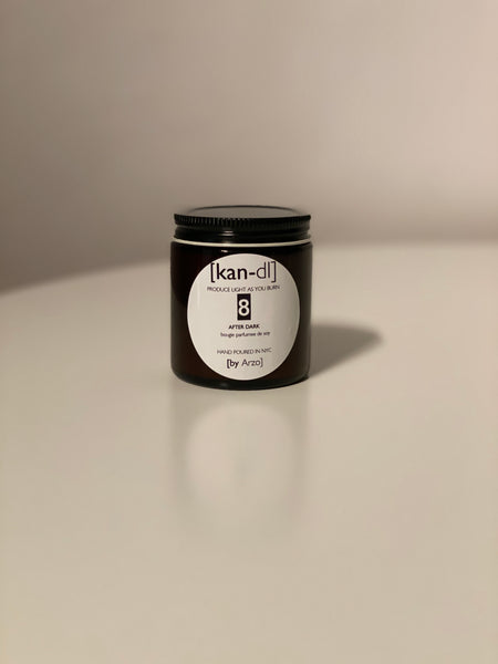 8 AFTER DARK SOY CANDLE