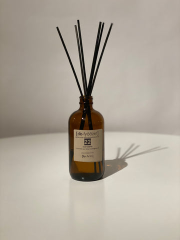 22 OUD ROSETTE REED DIFFUSER