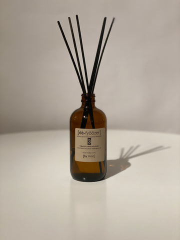 3 TOBACCO VANILLA FLOWER REED DIFFUSER