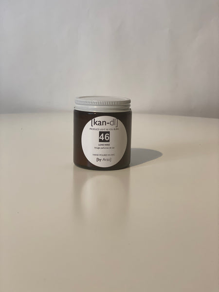 46 LOVE WINS SOY CANDLE