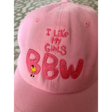 Load image into Gallery viewer, I Like My Girls BBW Hat