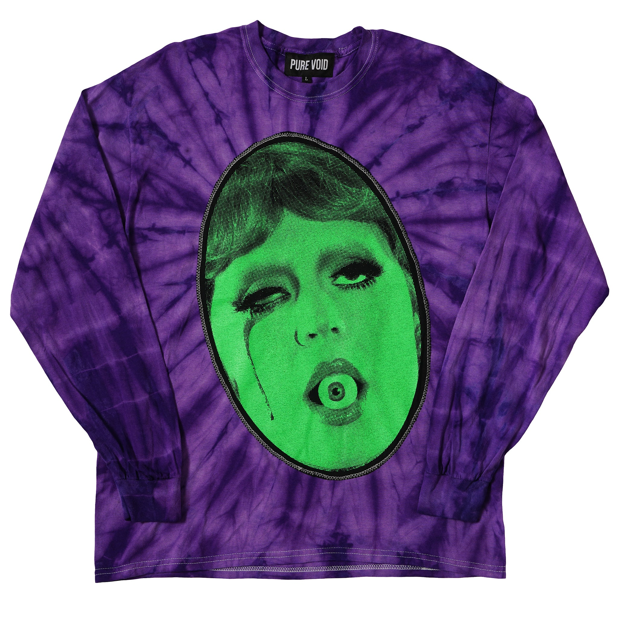 Wicked Eyeball Patch Shirt